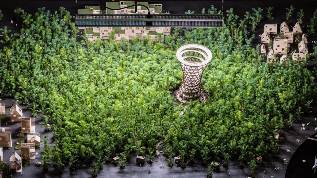 EFFEKT Studio Plants: Miniature Trees For The Venice Architecture Biennial