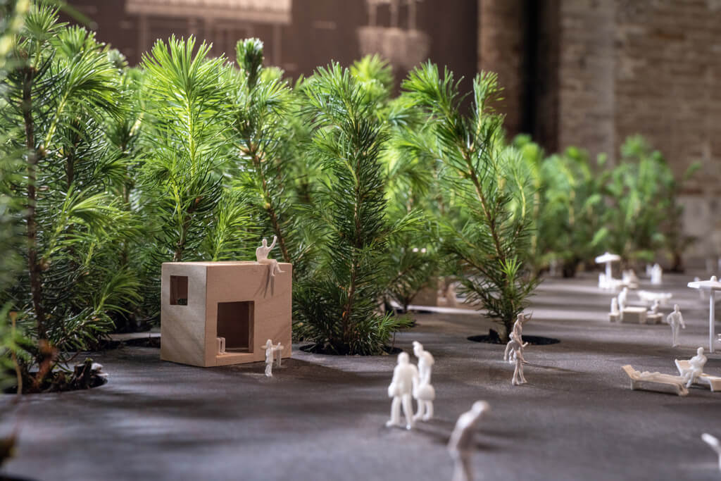 EFFEKT plants 1200 trees