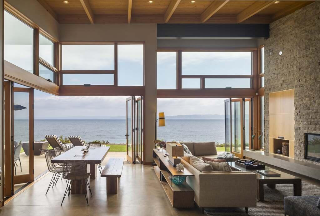 Seaview Escape House