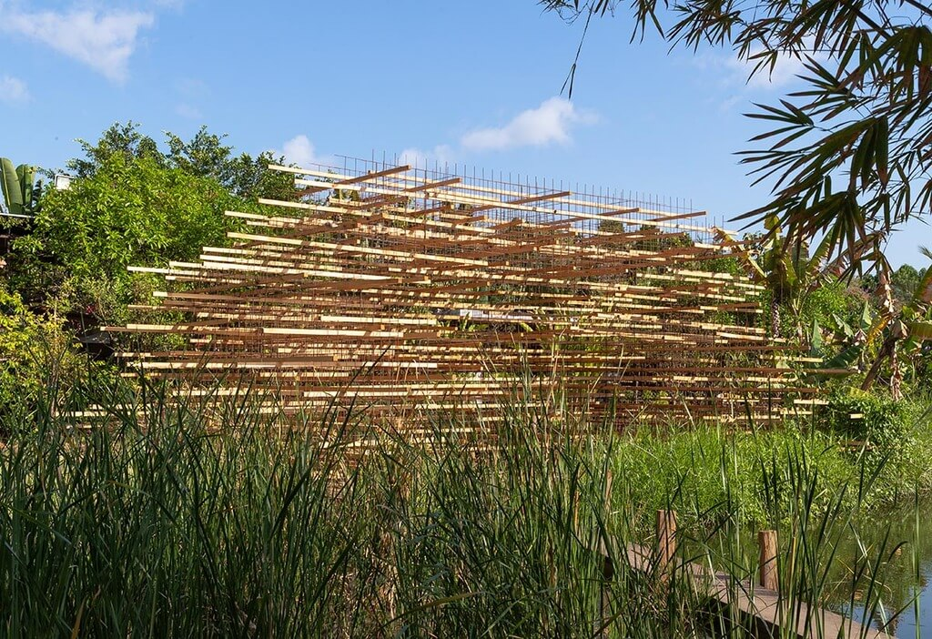 The Straw Pavilion