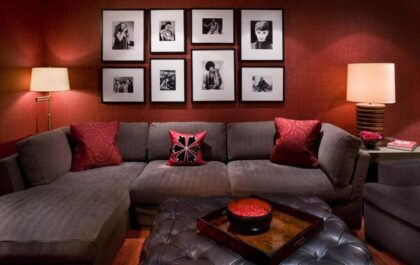 Brown Tones for a Luxurious Interior