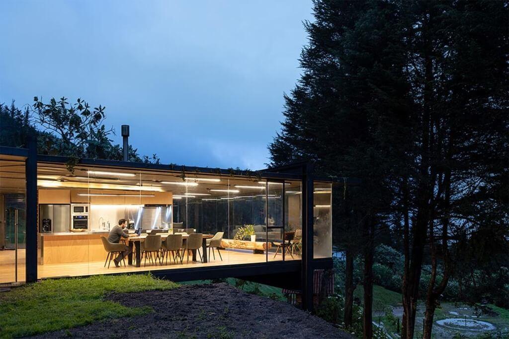 Mirador House