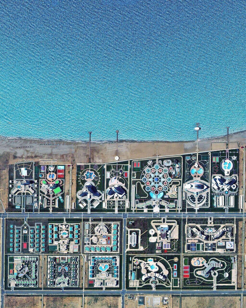 Types of Urban Blocks