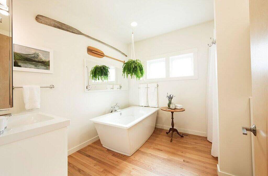 White Bathroom Design Ideas You Will Love