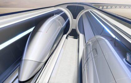 New Italian Hyperloop