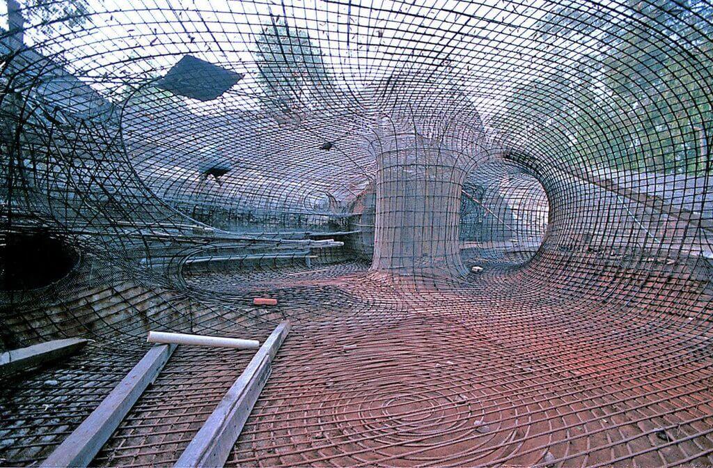 Javier Senosiain Organic House