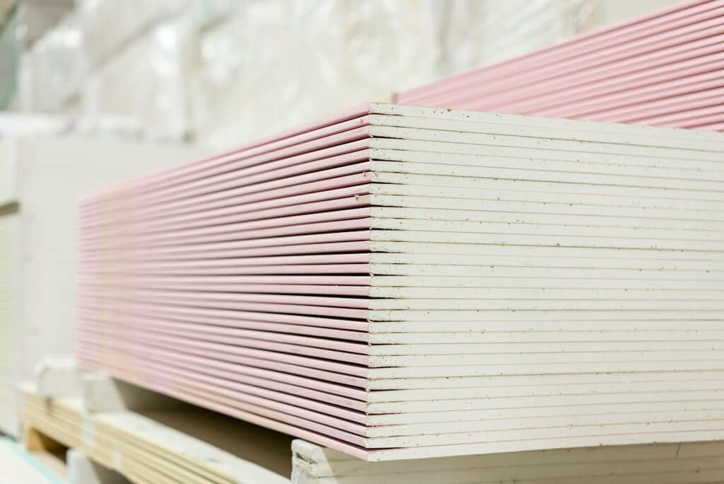 Fire-Resistant Plasterboard:Types of Plasterboard