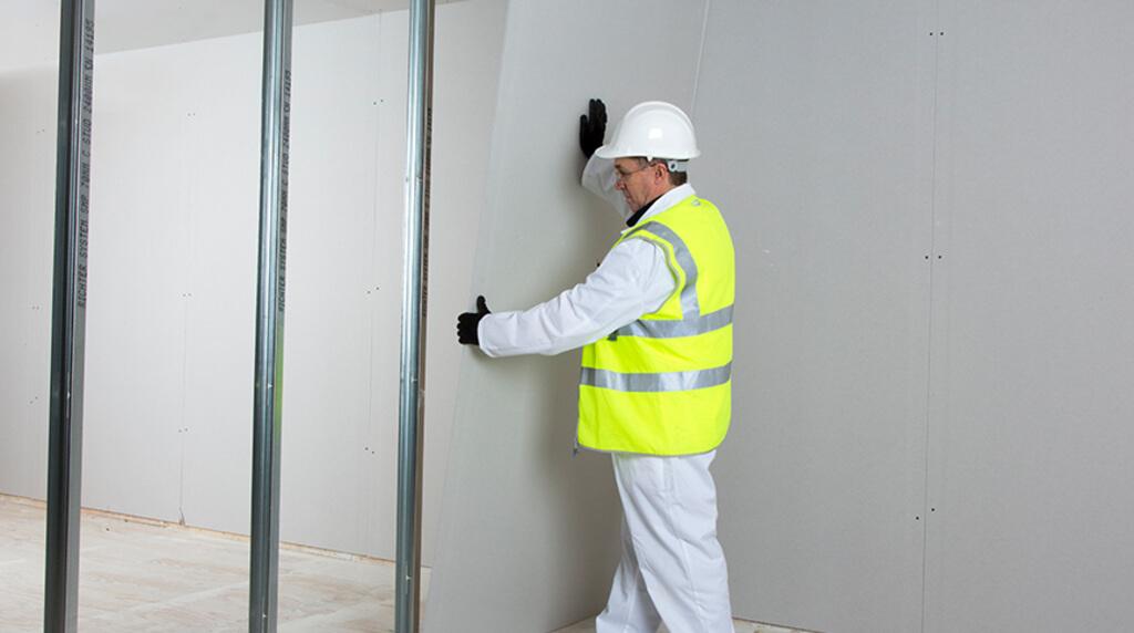 Impact Plasterboard:Types of Plasterboard