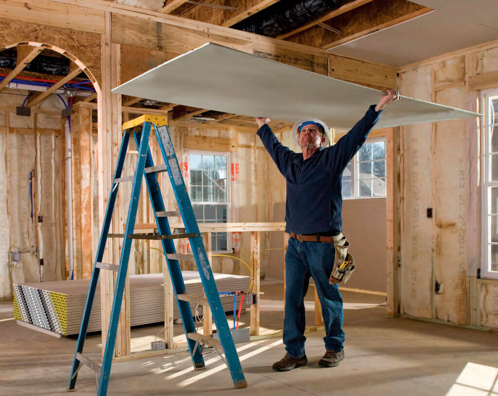 Insulated Plasterboard:Types of Plasterboard