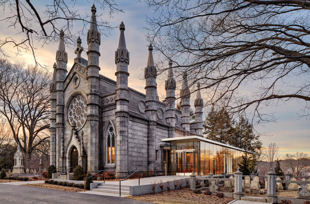 Mount Auburn Cemetery: Healing and Rejuvenation Through Architecture