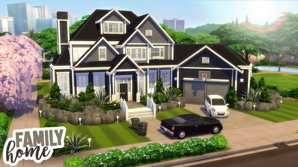 Top 11+ Cool & Creative Sims 4 House Ideas of 2021