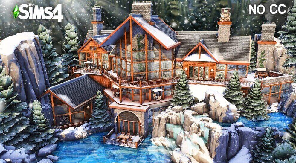 sims house ideas