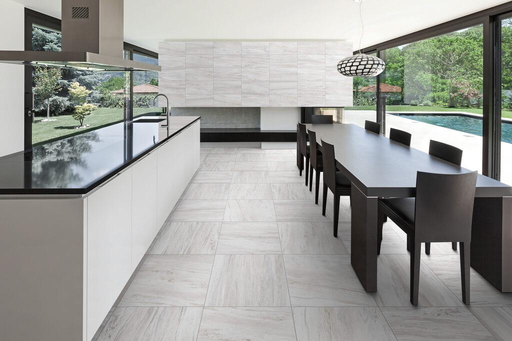 best tile colour for your kitchen