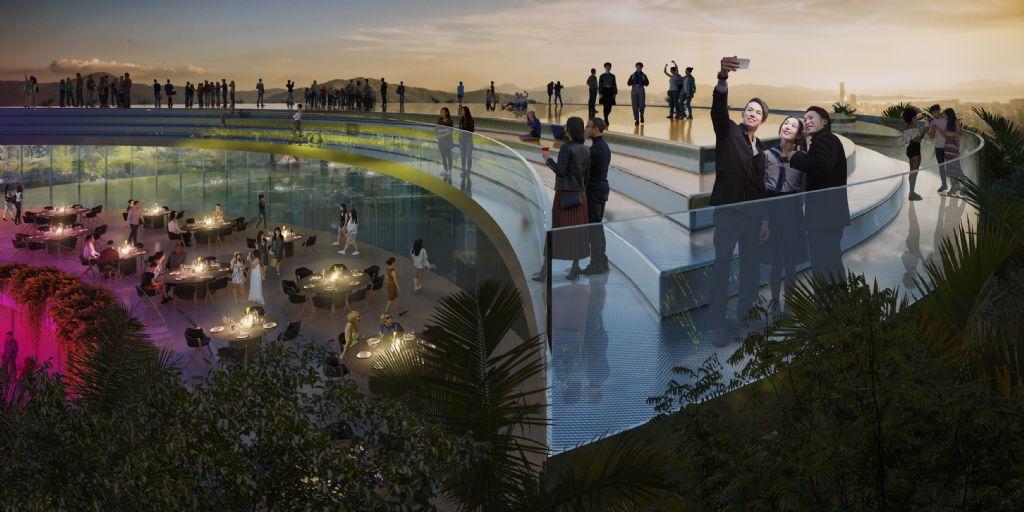 World's First 'Farmscraper' in Shenzhen by Carlo Ratti Associati: Agriculture Embedded in Architecture
