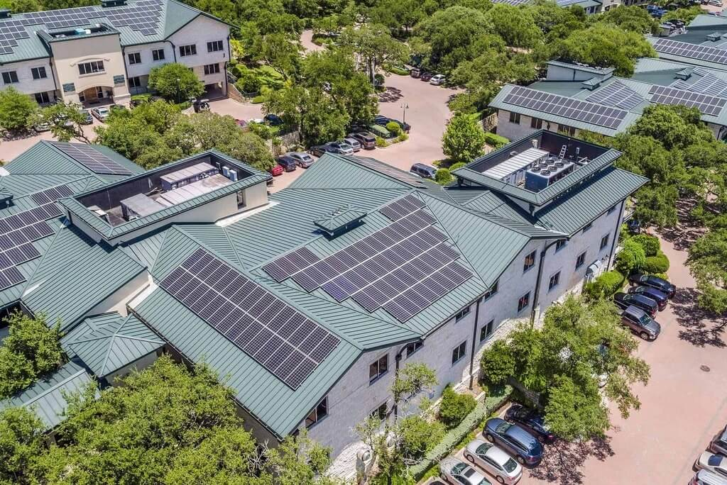 Solar Panels for Commercial Buildings