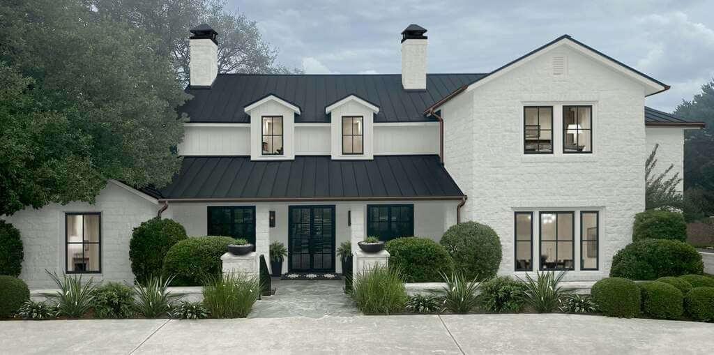 white house black trim