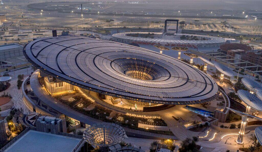 Grimshaw Architects Designs – Dubai Expo 2020 Sustainability Pavilion