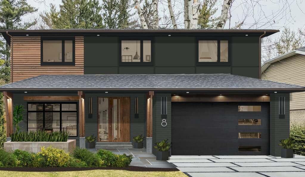 Top 10 Black Brick House Ideas: The Emerging Brick Trend of 2022